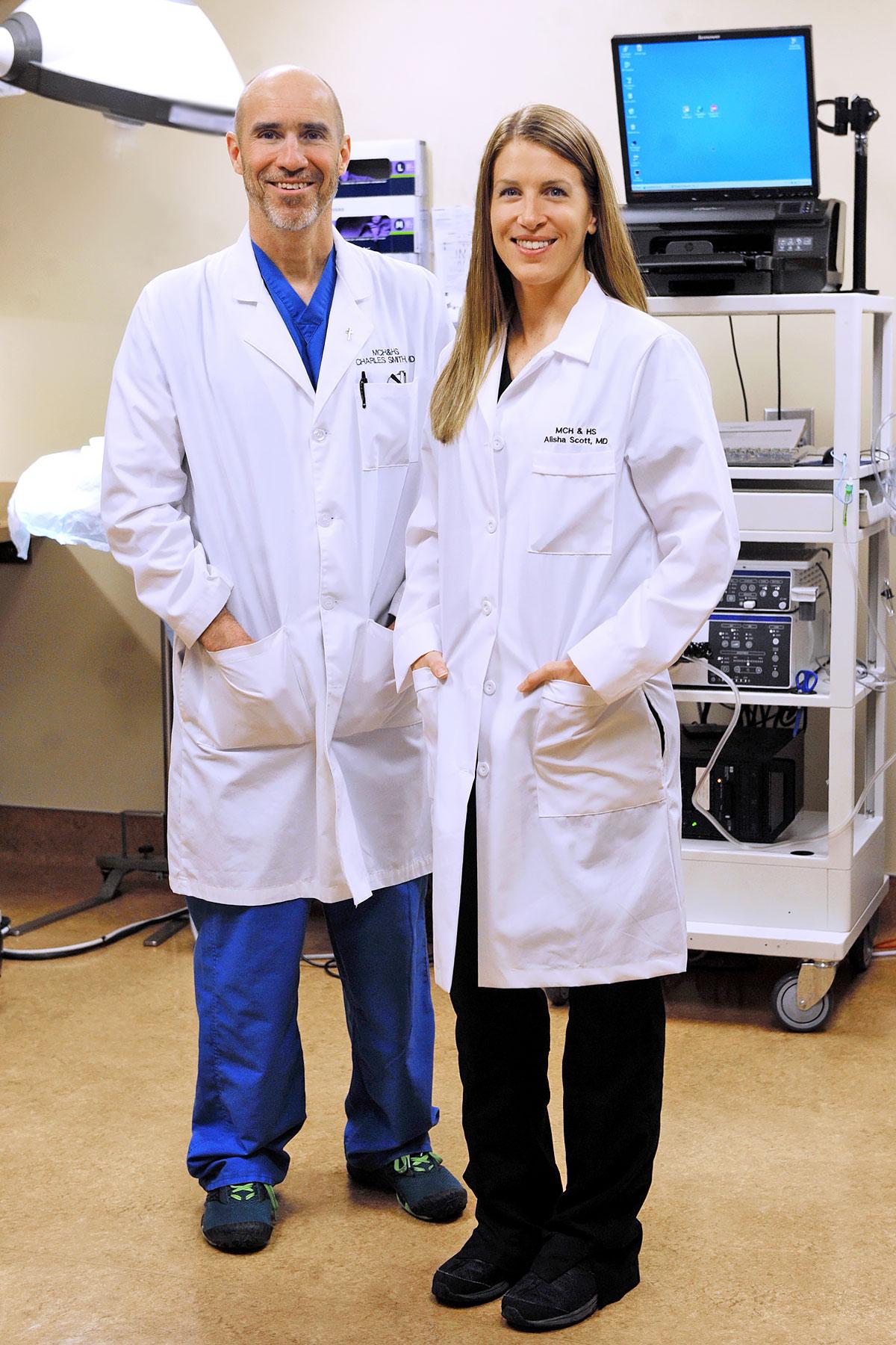 MCH&HS doctors