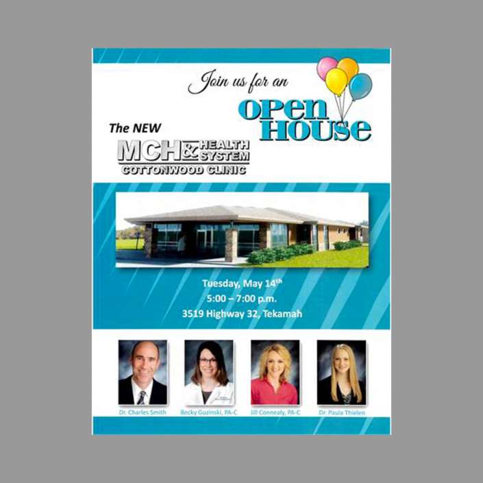 MCH&HS Cottonwood Clinic Open House
