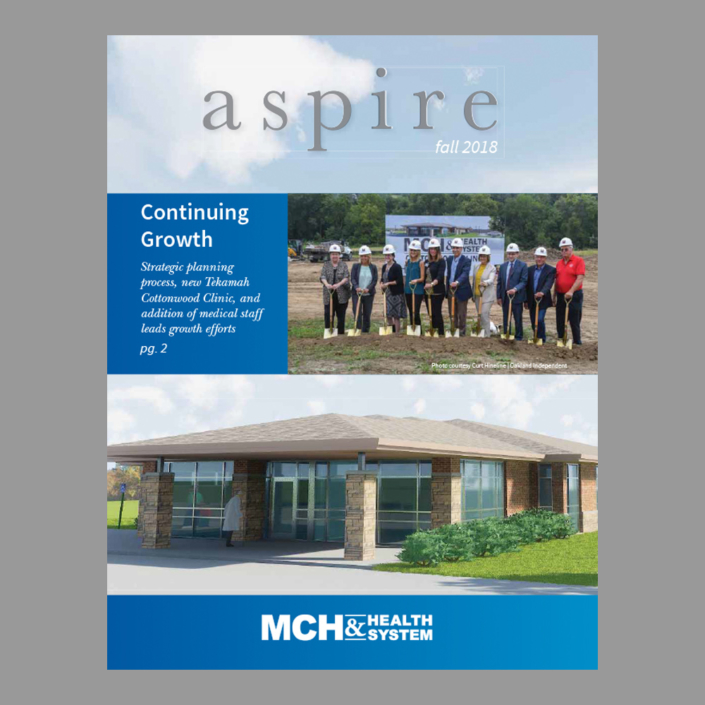 MCH&HS Aspire Fall 2018