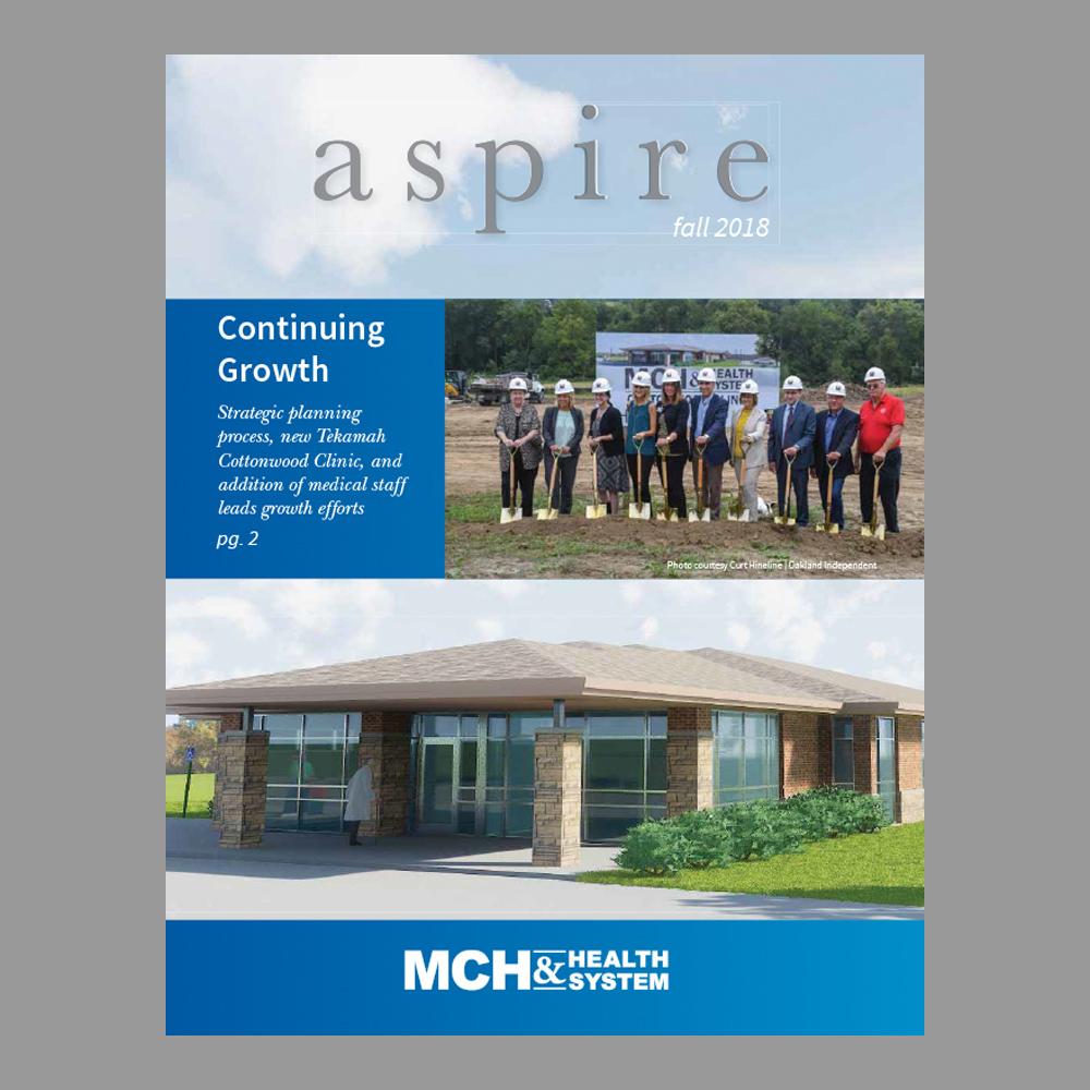 MCH&HS Aspire Fall 2018
