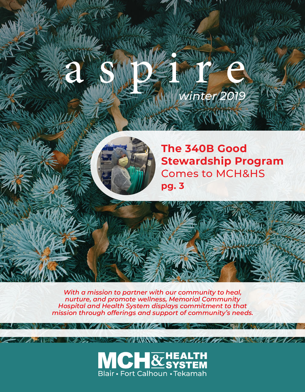 MCHHS Aspire Winter 2019