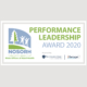 MCH&HS Performance Leadership Award 2020